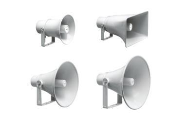 Bosch LBC Horn Speakers