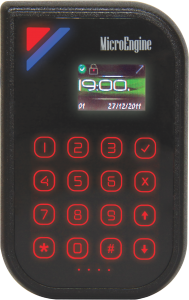 MicroEngine C80KLS Mifare/Cepas Card Reader with Keypad