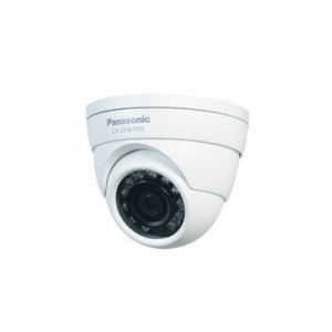 Panasonic Day/Night Fixed Dome Camera CV-CFW103L (Analogue CCTV)
