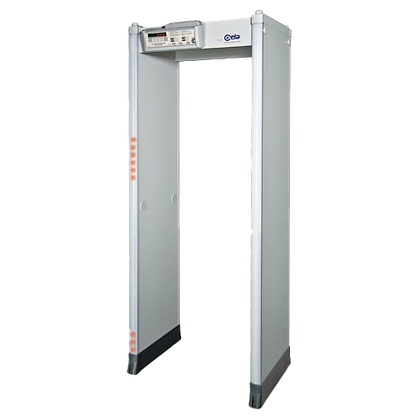 CEIA High Performance Walk-Through Multi Zone Metal Detector