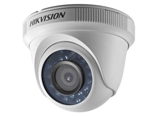 HikVISION IR Dome 1080P Camera DS-2CE56DOT-IRF (Analogue CCTV)