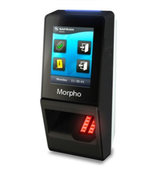 MorphoAccess Sigma Lite Fingerprint/Pin/Card reader