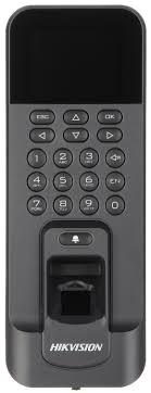 Hikvision DS-K1T804BMF Fingerprint/Card/Pin Reader