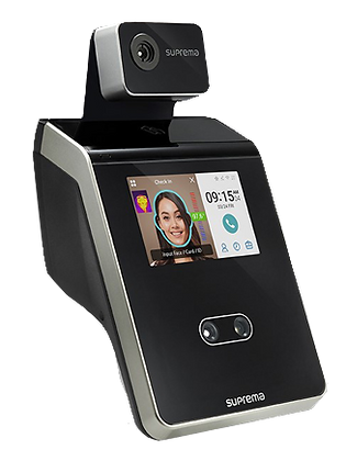 Suprema FaceStation 2 Card and Face Recognition Terminal with Temperature Screen