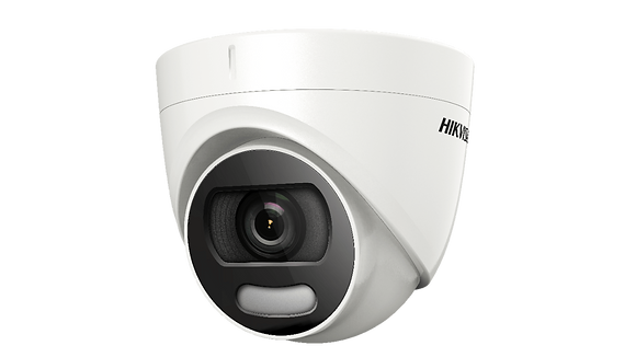 Hikvision 2 MP Full Time Colour Dome Camera DS-2CE72DFT-FC