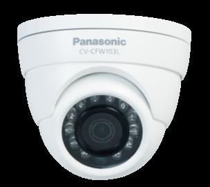 Panasonic 1 MP Day/Night Fixed Dome Camera CV-CFW103L
