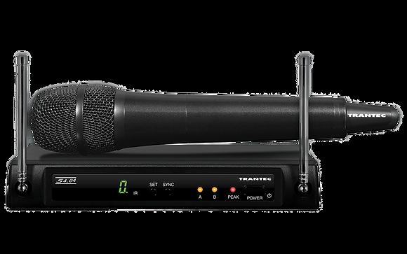 TOA S404 Wireless Handheld Microphone