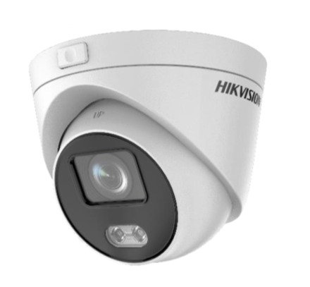 Hikvision 2 MP ColorVu Network Dome Camera DS-2CD2327G3E-L