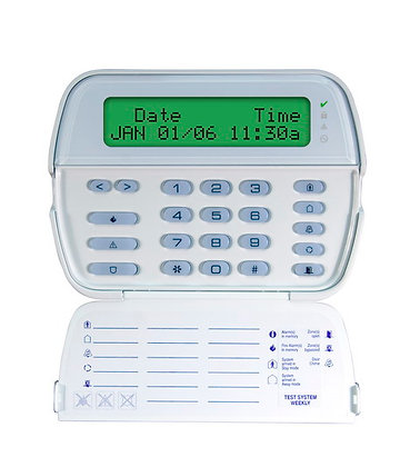 DSC LCD Key Pad