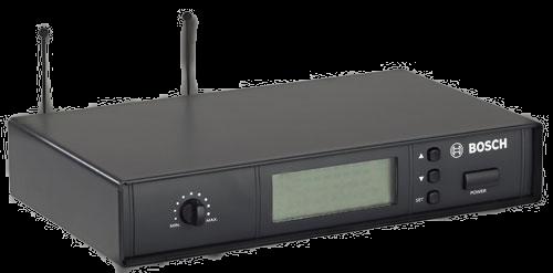 Bosch MW1-RX-FX Wireless Microphone Receiver