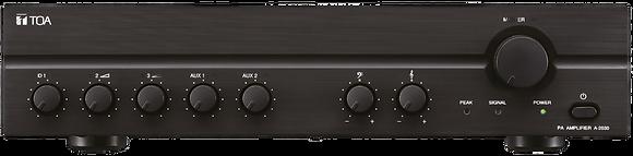TOA A-2030 Mixer Power Amplifier
