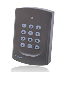 Soyal 721 Standalone Card/Pin Reader
