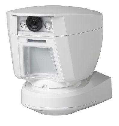 DSC PG4944 Wireless Outdoor PIR Motion Detector w/ Integrated Camera