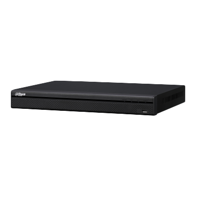 Dahua DHI-NVR2204-P-4KS2 4-Channels POE Network Video Recorder