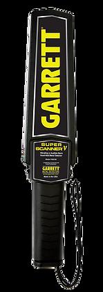 Garrett Super Scanner V
