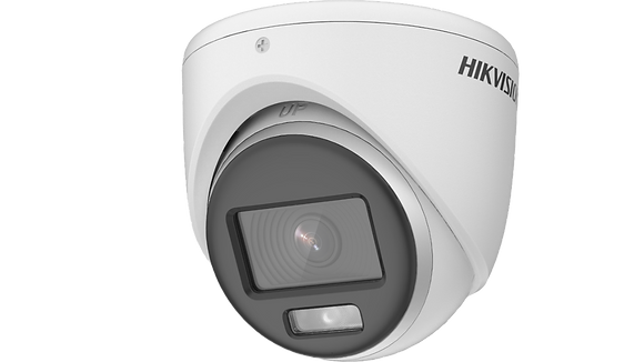 Hikvision DS-2CE70DFOT-MF 2MP Colorvu Dome Camera