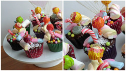 Willy Wonka and chocolate..cupcakes.