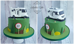 Motorhome cake