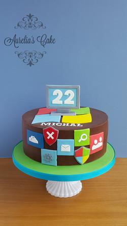 Computing cake