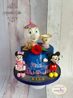 Enchanted/Castle Cake