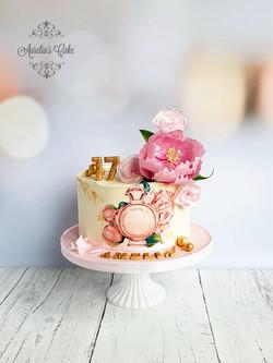 Perfume Cake