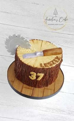 Tool Handyman Cake