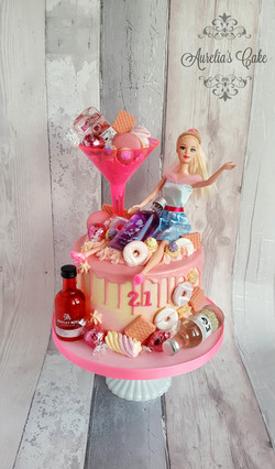 Party cake.