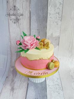 Peony_Pink Cake