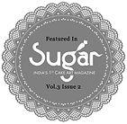 Sugar India Magazine Badge