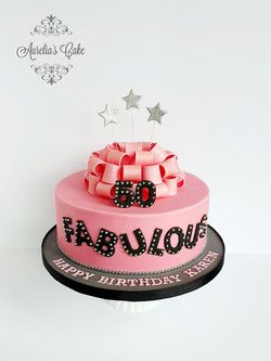 Fabulous Pink Cake
