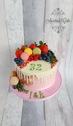 Rustic cake_