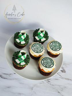 Celtic Cupcakes