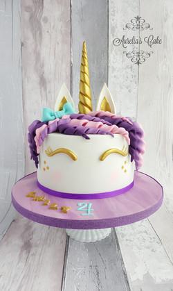 Unicorn cake_
