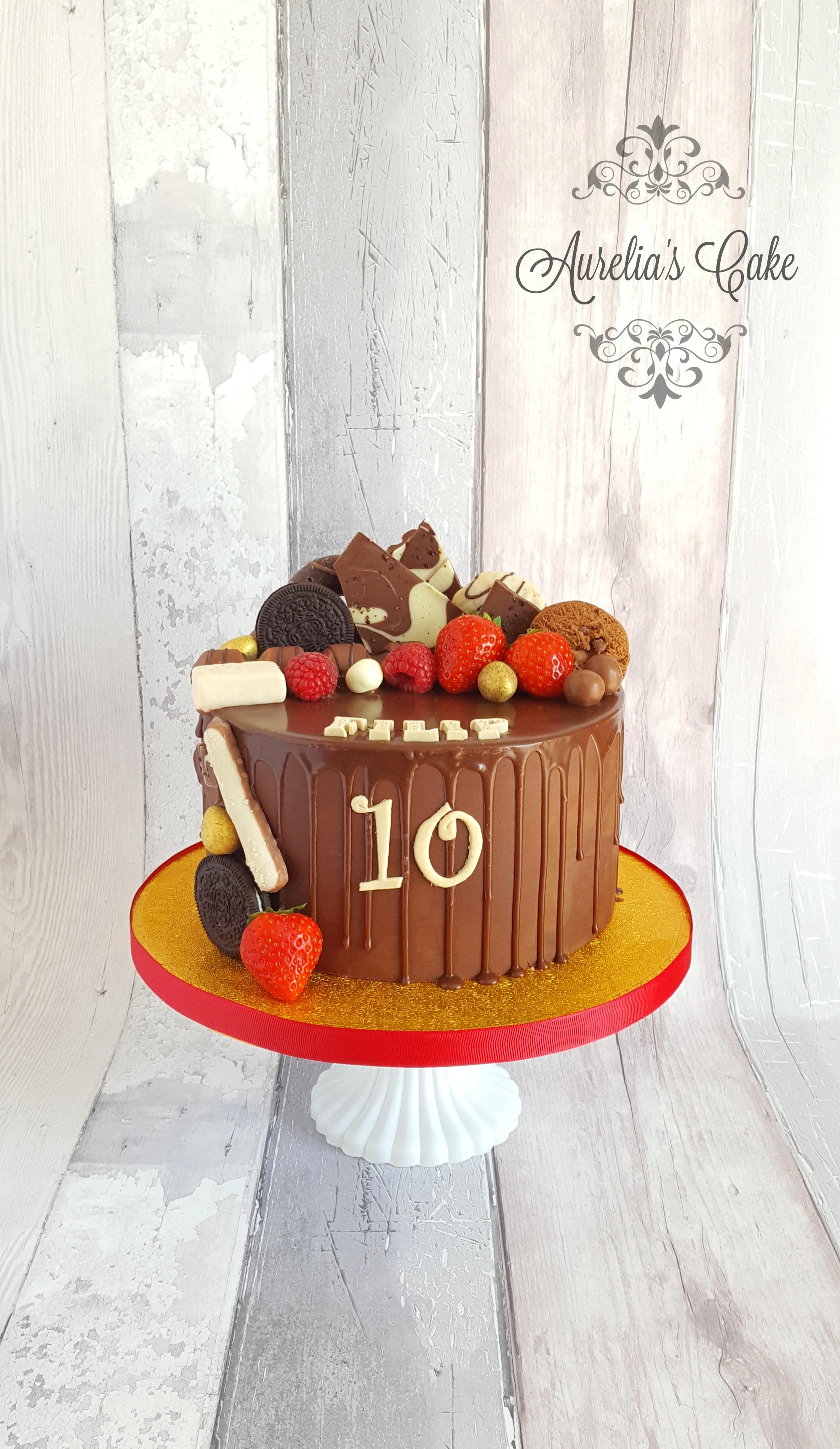 Drip cake_