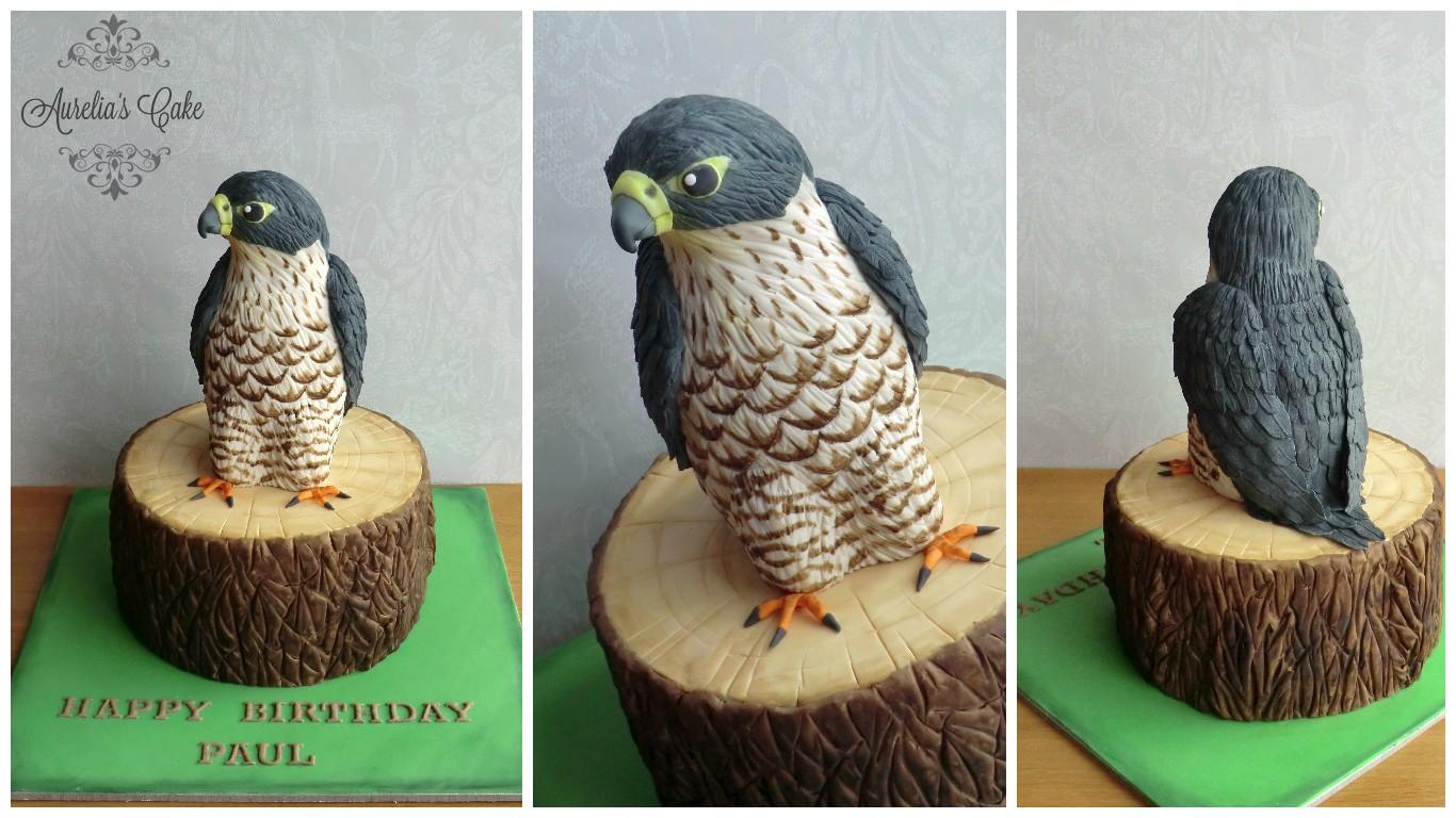 Falcone cake.