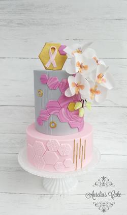 Cancer cake_