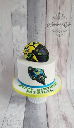 Carlo Rossi themed cake
