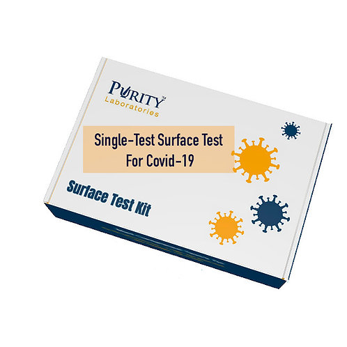 Covid-19 Single Surface Test Kits - 1 Test
