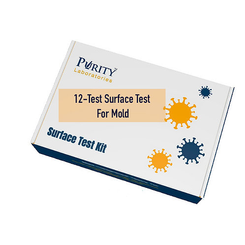 REOPENING TESTING:  MOLD - 12 Tests