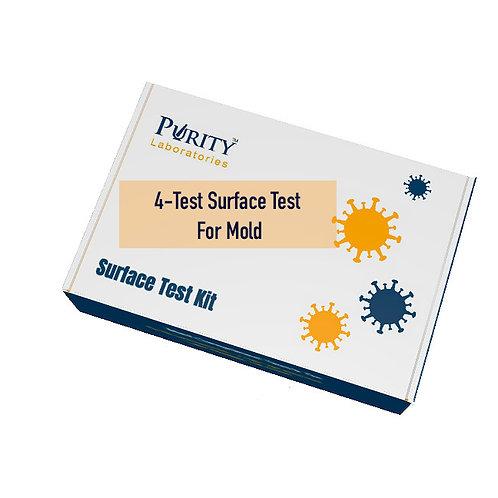 REOPENING TESTING:  MOLD - 4 Tests