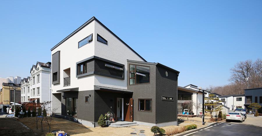 용인 서천동 목조주택