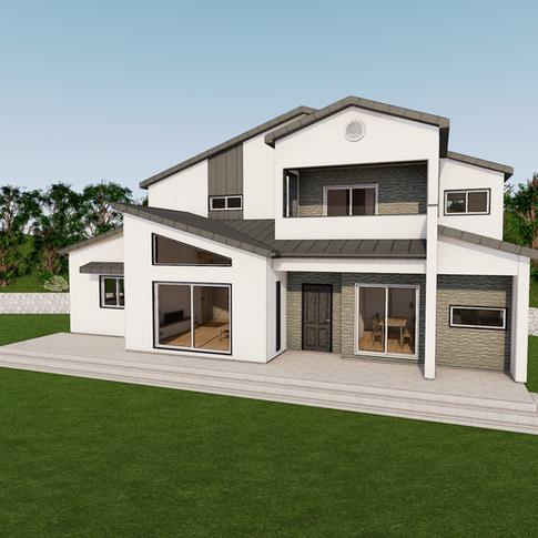 해토 53 주택모델