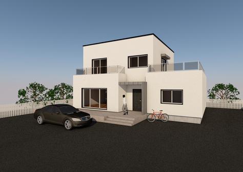 M56-1 모던스타일 주택