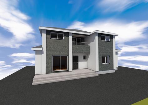 N48-1 내츄럴스타일 목조주택