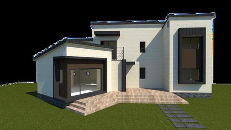 M35-1 모던스타일 목조주택