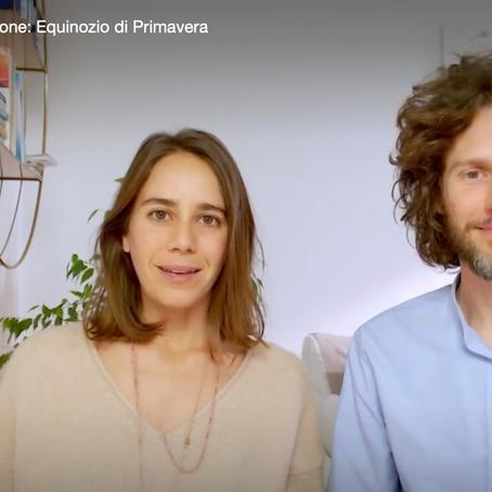 Il video-Seminario della Celebrazione dell'Equinozio e' online!
