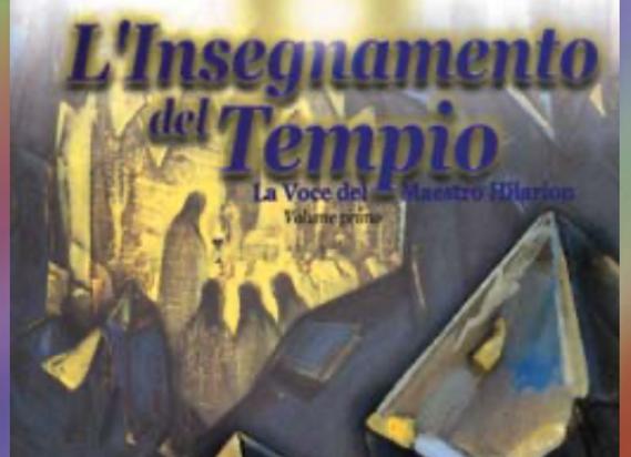 """Francia La Due: """"L'Insegnamento del Tempio"""" 1° volume"""