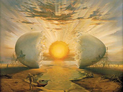 Pasqua - Una porta di Luce