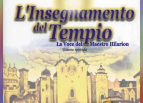 """Francia La Due: """"L'Insegnamento del Tempio"""" 2° volume"""