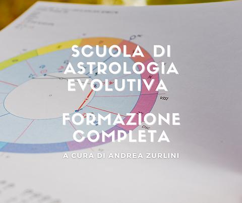 scuola di astrologia evolutiva per corri